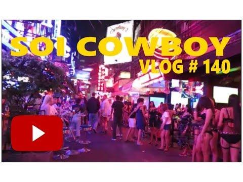 Soi Cowboy Girls & GO-GO Bars Bangkok Thailand