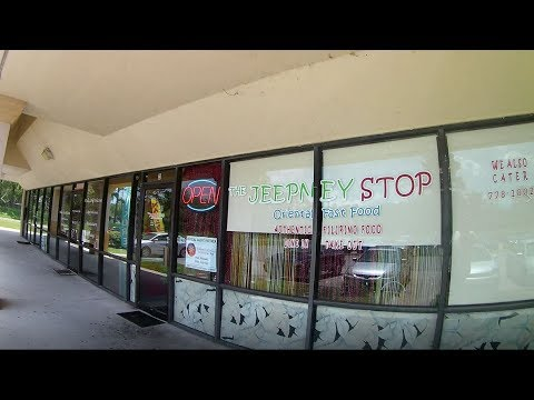 Filipino Food In Jacksonville -The Jeepney Stop