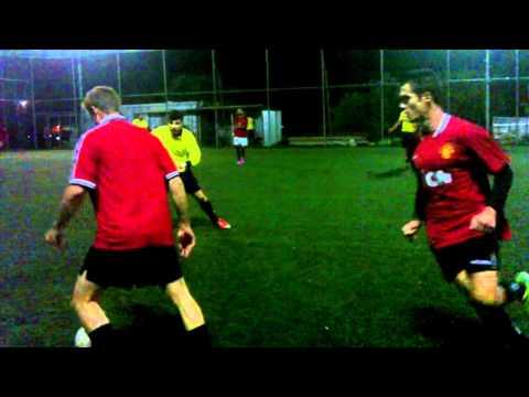 BVB Hellenic Club - Man Utd Hellenic Club  FIRST HALF