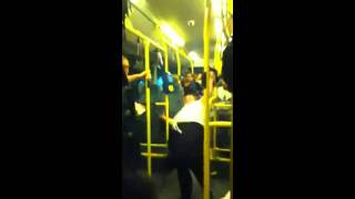 My Tram Experience-Another racist moment on London bus (original)