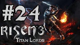 Risen 3: Titan Lords Gameplay / Let´s Play (German/Deutsch) #24 - Drückeberger in den Minen