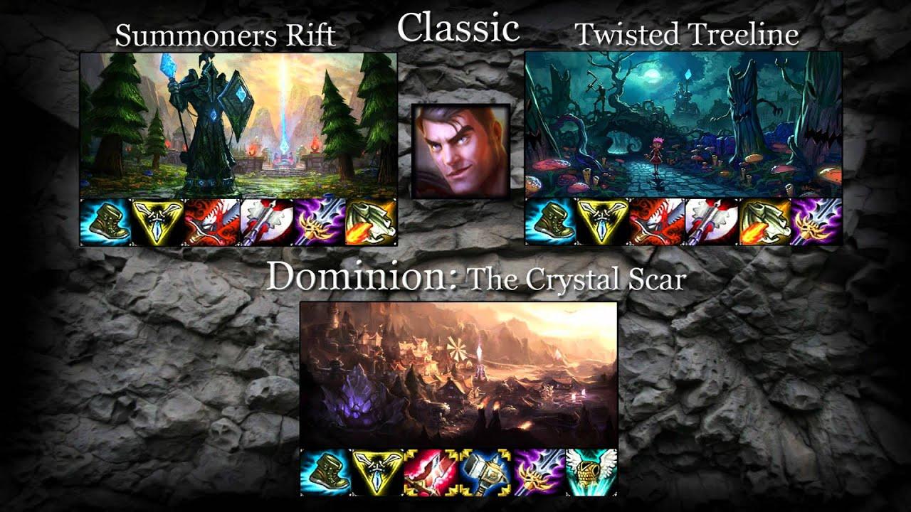 League Of Legends Jayce itemleri