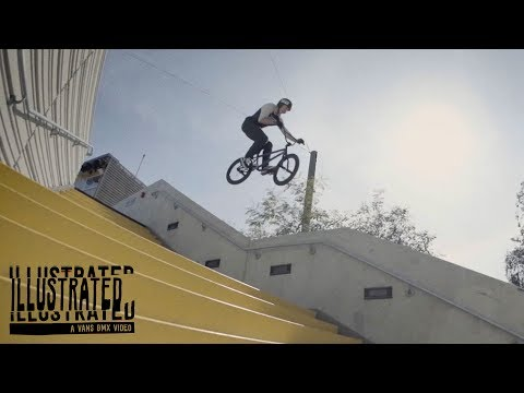 Vans BMX Illustrated: Gary Young Full Part | Illustrated | VANS