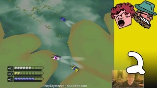 Micro Machines Turbo for the N64 Part 2: The Player and the Doodler