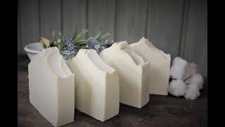 Видеоурок 44. Мыло с нуля холодным способом с маслом ши Kariber