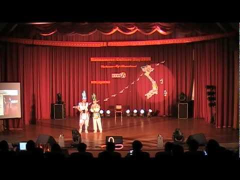 Hài - Sơn Tinh Thủy Tinh (NTUVSA biểu diễn) Part 01