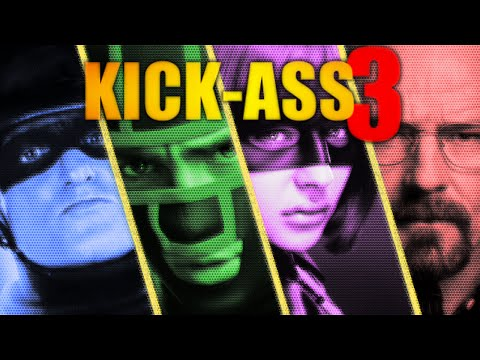 Trailer do filme Kick-Ass 3