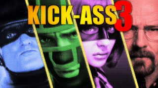 Kick-Ass 3 - Red Band Trailer (Fan Made)