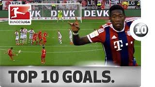 Top 10 Free Kicks - 2014/15