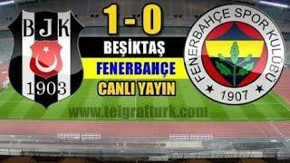 Fenerbahçe 0-1 Beşiktaş RYAN BABEL GOOL