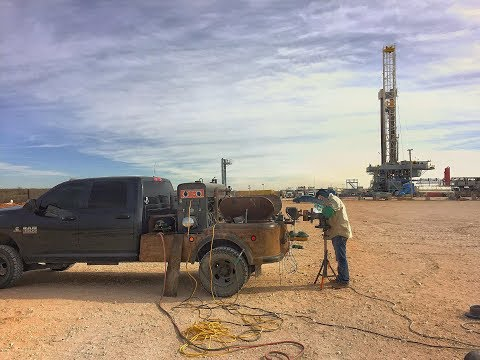 Interviewing A Rig Welder And Getting Black Balled