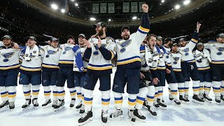 Download Best bites from the Blues after capturing the first Stanley Cup title for St. Louis Mp3 and Videos