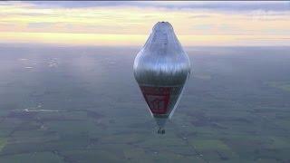Путешественник Федор Конюхов отправился в одиночную кругосветку на воздушном шаре.
