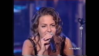 Irene Grandi - In vacanza da una vita (live Propaganda 1995)