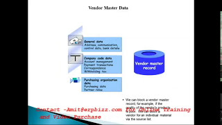 SAP MM Ana Veri Kavramları