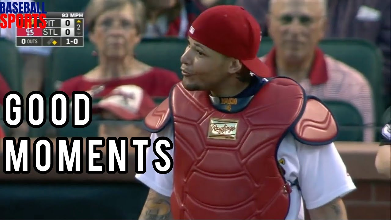 MLB | Good Moments in Baseball
