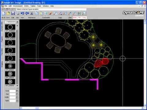 Dynascape Design Demo 05 Symbols Youtube