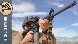 Basically Awesome for $650: Ruger AR-556 Shooting Review