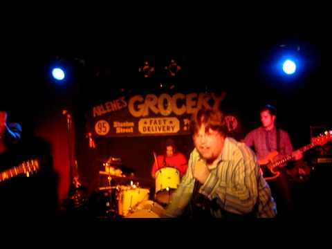 Led Zeppelin Whole Lotta Love - Live Band Karaoke at Arlene's Grocery
