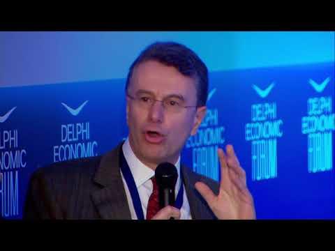 Panel discussion - Unemployment and addressing skills mismatch | Delphi Economic Forum 2018