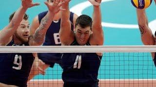 Lucchetta e Antinelli commentano la finale di pallavolo Italia-Brasile alle Olimpiadi 2016