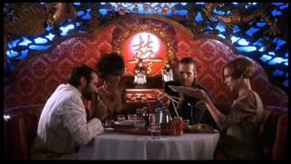 The Fisher King - Dinner Scene