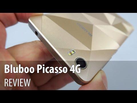 Bluboo Picasso 4G Review în Limba Română (Telefon 4G cu preț sub 100 de dolari)