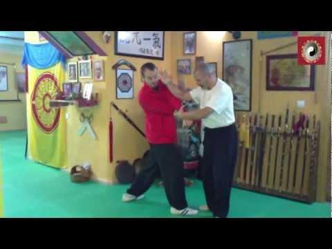 Técnicas de los primeros movimientos de la forma Hun Yuan de 24