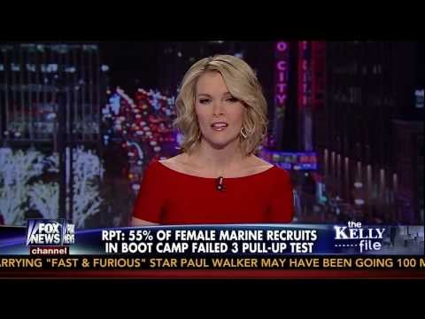 The Kelly File | Marine Corps female physical standards