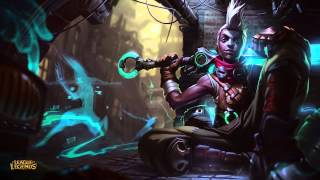 Voice - Ekko, The Boy Who Shattered Time - New Champion