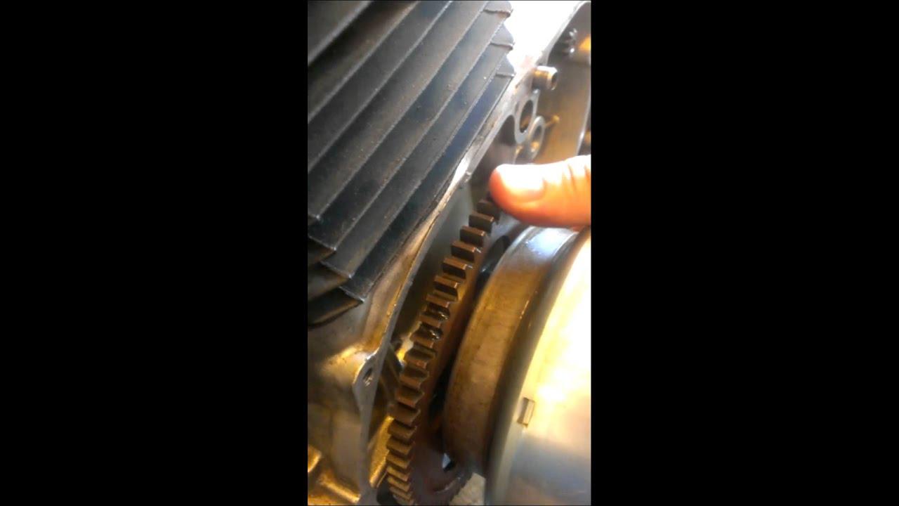 medium resolution of kawasaki starter clutch after