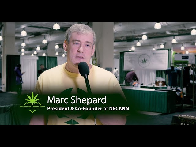 What is NECANN? Interview with Marc Shepard, NECANN CEO and Co-Founder