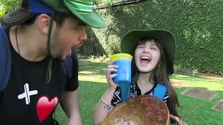 CAÇA AO TESOURO NA CASA NOVA !! (PATRULHA CANINA, BONECA LOL, MICKEY, O SHOW DA LUNA)