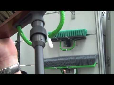 Window Cleaning With Unger WFP - ISSA Amsterdam