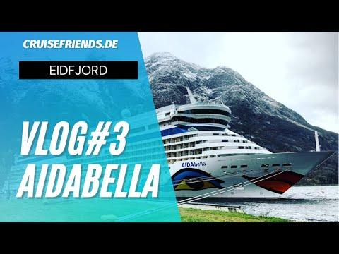 AIDAbella 23.10.2018 Reisetagebuch