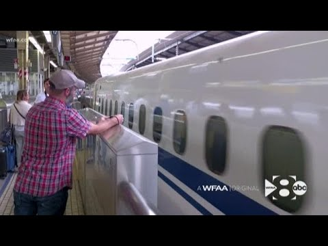 WFAA Original: The Texas bullet train now looks likely. Here's what to expect