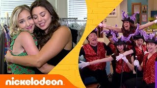 Kira Kosarin & Audrey Whitby React to the First Thundermans Episode EVER 🍒 | Nick