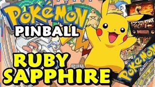 Pokémon Pinball: Ruby Sapphire - O Início (GBA)