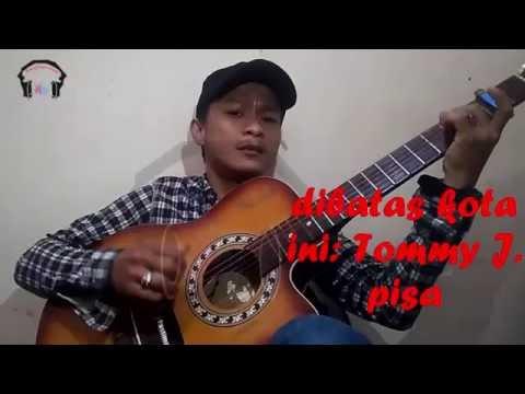 Tomy J Pisa dibatas kota ini Cover gitar musik