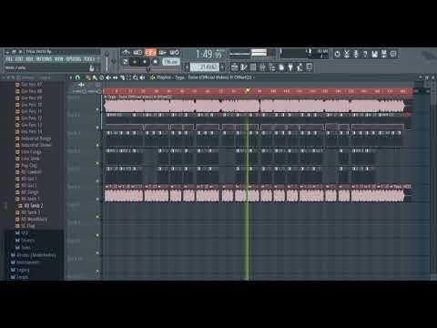 Tyga – Taste ft. Offset Instrumental + FLP ( MASTER BEATS ) FL Studio