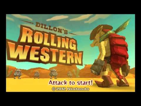 Overworld Dillon's Rolling Western Ost