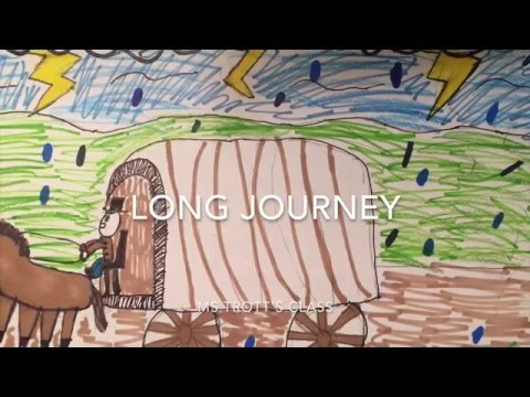 Oswegatchie Elementary School -  Long Journey