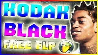 free flp kodak black type beat melodic trap prod cold x beats dark fl studio 12 free flp
