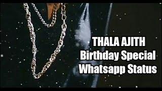 Thala Ajith Birthday Special Whatsapp Status Video | 2018 + Download link