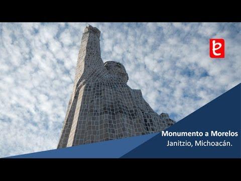 Monumento a José María Morelos, Janitzio, Pátzcuaro Michoacán | www.edemx.com