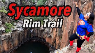 Hiking Adventures - Sycamore Rim Trail, Kaibab National Forest