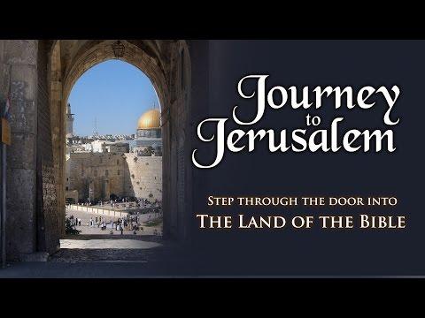 Journey to Jerusalem 2017