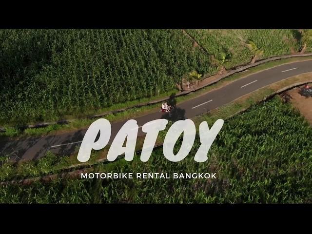 Patoy Motorbike Rental Bangkok