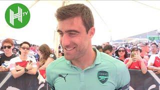 Sokratis: I want to bring defending like Paolo Maldini to Arsenal | HaytersTV