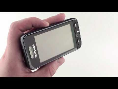 Samsung GT-S5230 - видео обзор Samsung Gt S5230